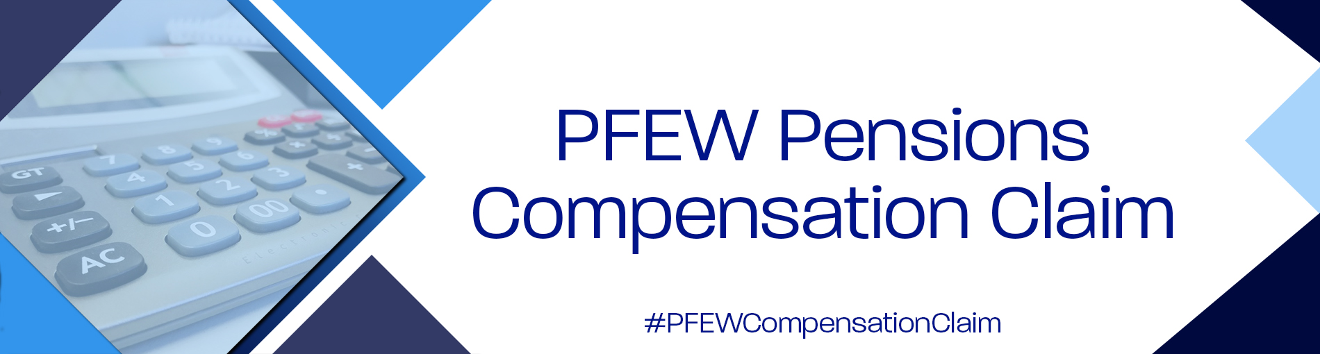 PFEW Pensions Compensation Claim